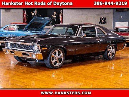 1970 Chevrolet Nova for sale 100986518