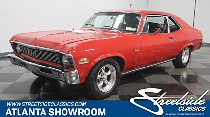 1970 Chevrolet Nova for sale 101007771