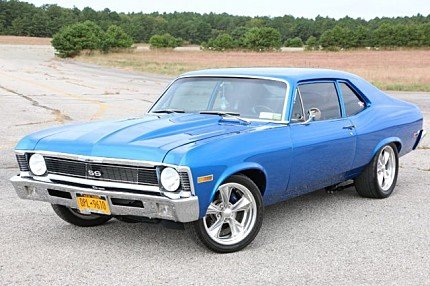 1970 Chevrolet Nova for sale 101042601