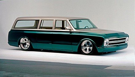 1970 Chevrolet Suburban for sale 100747014