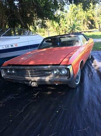 1970 Chrysler Newport for sale 100855177