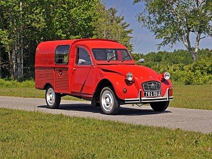 1970 Citroen 2CV for sale 100770019