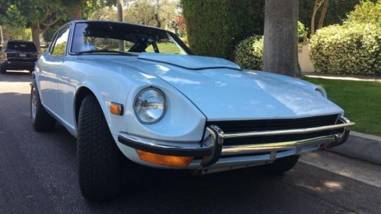 1970 datsun 240z for sale near cadillac michigan 49601 classics 1970 datsun 240z for sale 100837012 vanachro Gallery