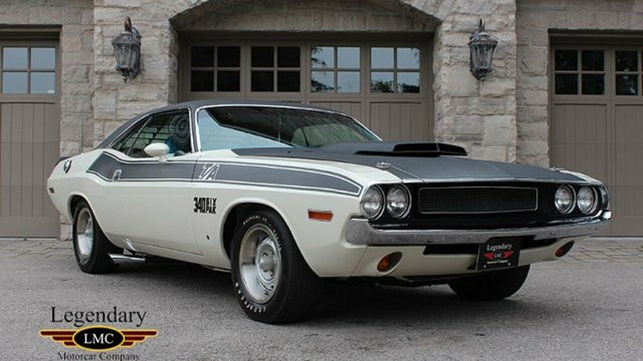 1970 Dodge Challenger for sale near Youngstown, New York 14174 ...