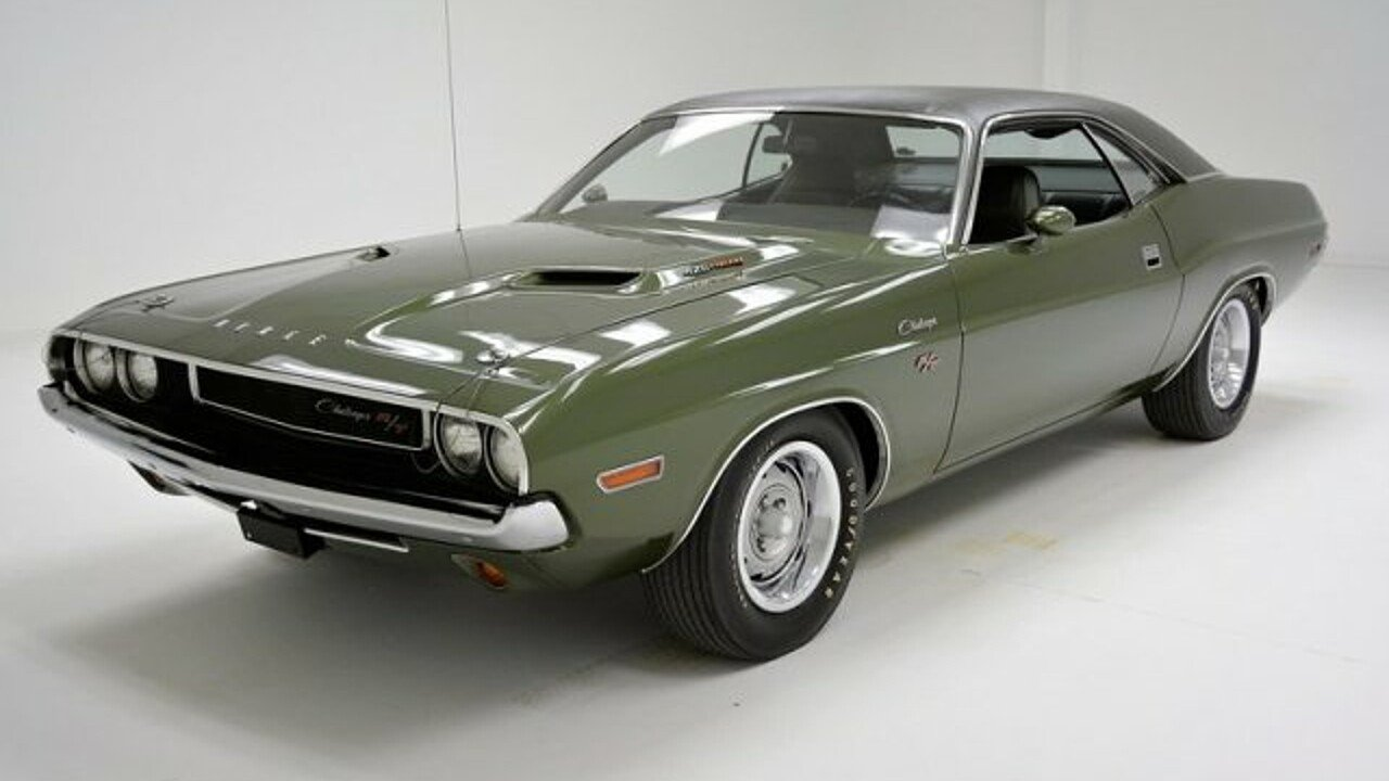 1970 dodge challenger r t for sale near morgantown pennsylvania 19543 classics on autotrader. Black Bedroom Furniture Sets. Home Design Ideas