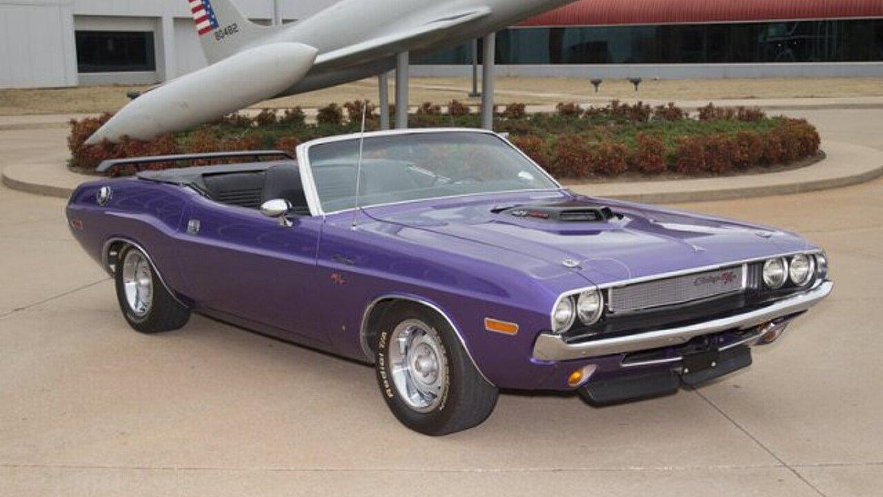 1970 Dodge Challenger for sale near Dallas, Texas 75207 - Classics ...