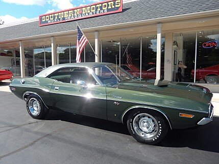 1970 Dodge Challenger R/T with Special Edition for sale 101005345