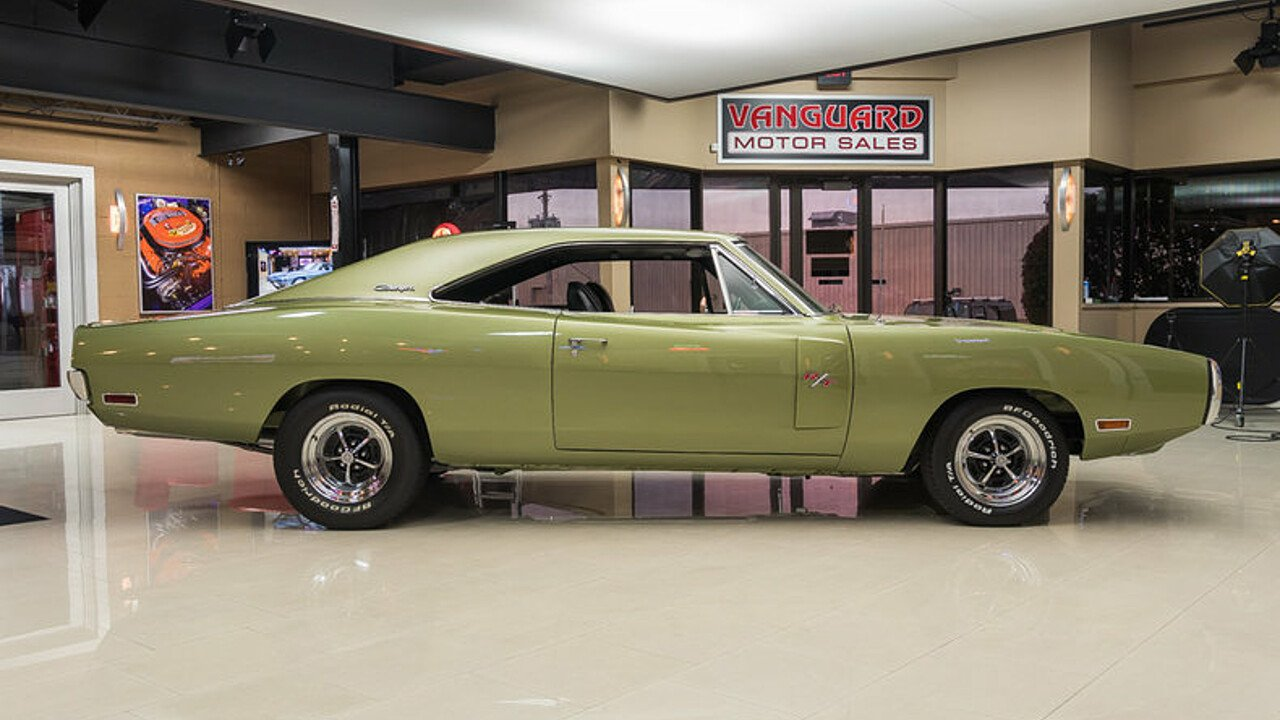 1970 Dodge Charger for sale near Plymouth, Michigan 48170 ...