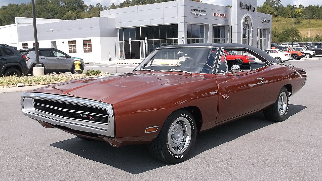 1970 Dodge Charger R/T for sale near Knoxville, Tennessee 37922 ...