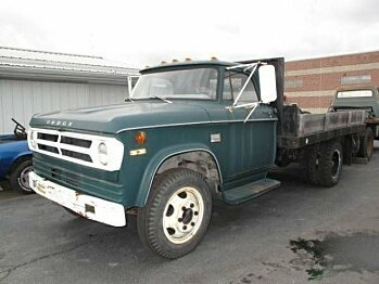 1970 Dodge D/W Truck for sale 100824861