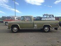 1970 Dodge D W Truck Classics For Sale Classics On