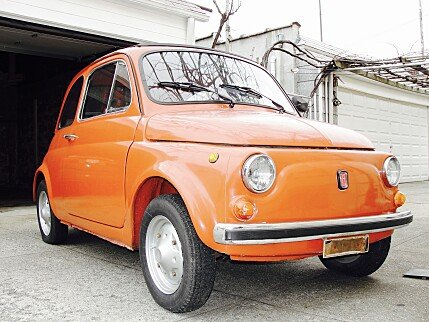 1970 FIAT 500 Lounge Hatchback for sale 100843158
