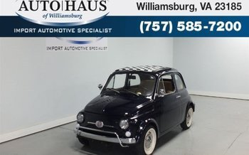 1970 FIAT 500 for sale 100886874