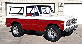 1970 Ford Bronco for sale 100742999