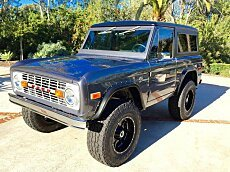 1970 Ford Bronco for sale 100851462