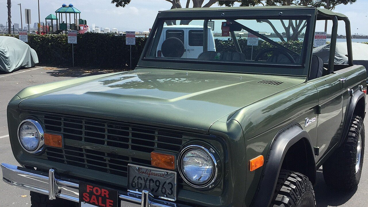 1970 Ford Bronco for sale near San Diego, California 92106 ...