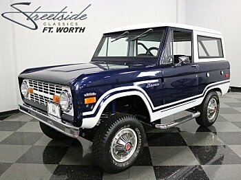 1970 Ford Bronco for sale 100890736