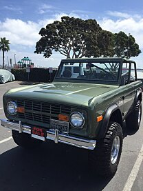 1970 Ford Bronco for sale 100954257