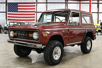 1970 Ford Bronco for sale 100911272