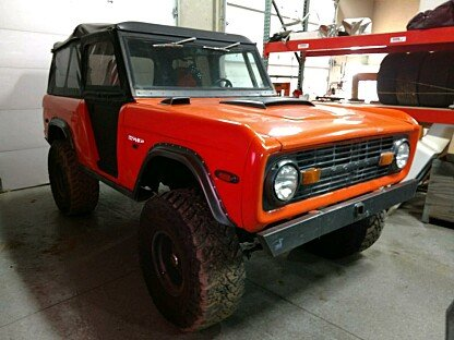 1970 Ford Bronco for sale 100927832