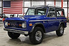1970 Ford Bronco for sale 100934727