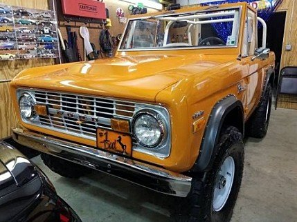 1970 Ford Bronco for sale 100944313