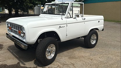 1970 Ford Bronco for sale 100962860