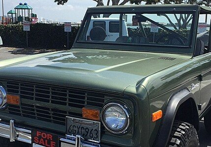 1970 Ford Bronco for sale 100979356