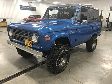 1970 Ford Bronco for sale 100988575