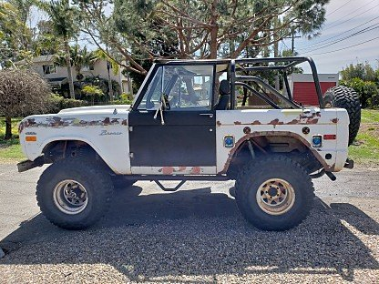 1970 Ford Bronco for sale 100990476