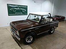 1970 Ford Bronco for sale 101012193
