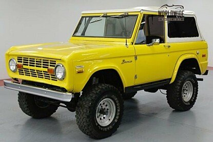 1970 Ford Bronco for sale 101028264