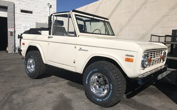 1970 Ford Bronco for sale 101029351
