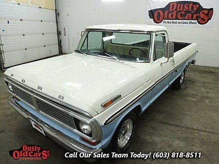 1970 Ford F100 for sale 100731584