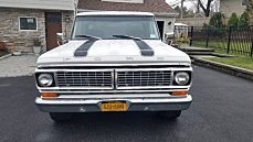 1970 Ford F100 for sale 100834367