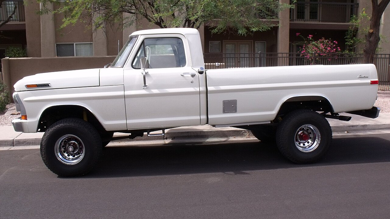 1970 Ford F100 For Sale Near Scottsdale Arizona 85251 Classics On Pickup Truck 100906649