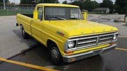 1970 Ford F100 for sale 100825573