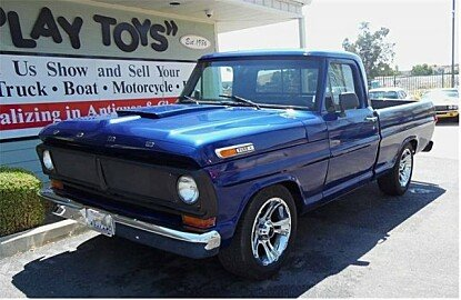 1970 Ford F100 for sale 100888754