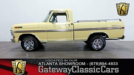 1970 Ford F100 for sale 100898671