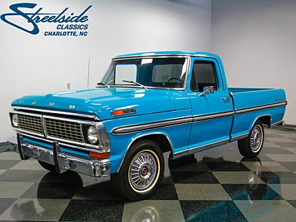 1970 Ford F100 for sale 100912473