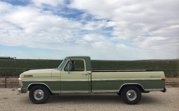 1970 Ford F100 2WD Regular Cab for sale 101031145