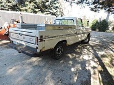 1970 Ford F250 for sale 100807269