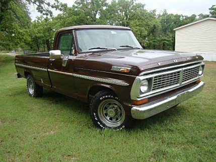 1970 Ford F250 for sale 100807695