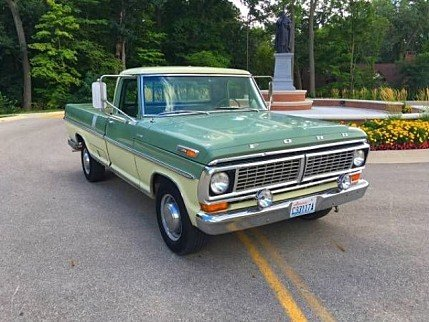 1970 Ford F250 for sale 100825321