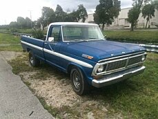 1970 Ford F250 for sale 100825491