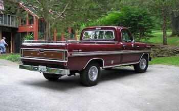 1970 Ford F250 2WD Regular Cab for sale 100774562