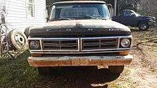 1970 Ford F250 for sale 100825257