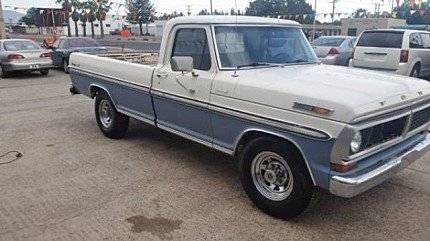 1970 Ford F250 for sale 100916966