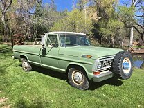 1970 Ford F250 2WD Regular Cab for sale 100979692