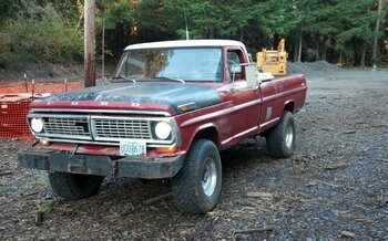 1970 Ford F250 4x4 Regular Cab for sale 100985771